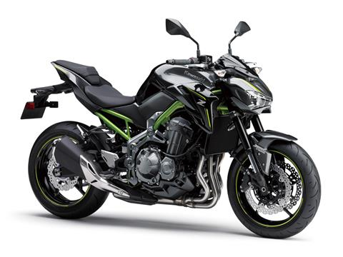2018 Kawasaki Z900 in Barre, Massachusetts