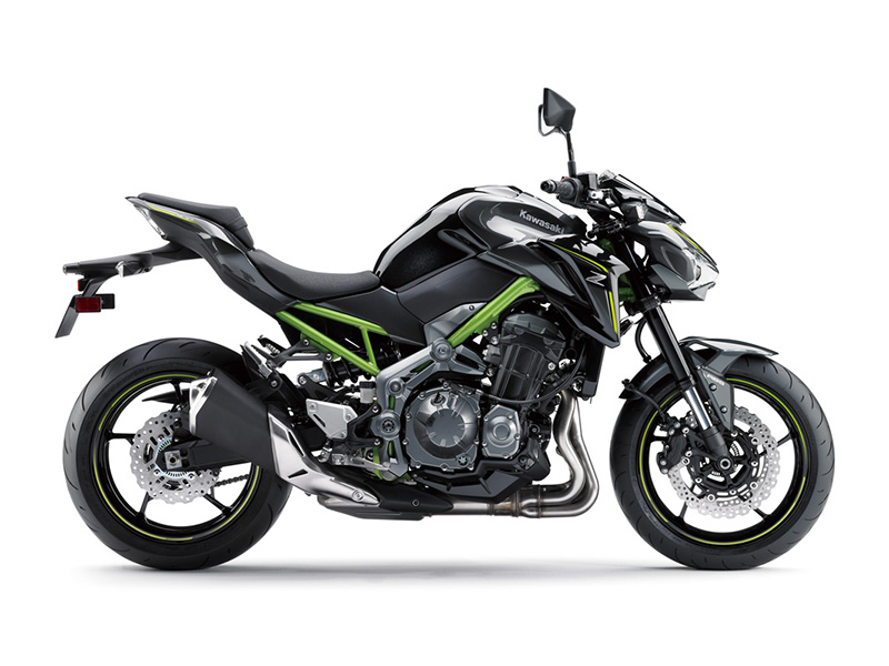 2018 Kawasaki Z900 in Fairfield, Illinois