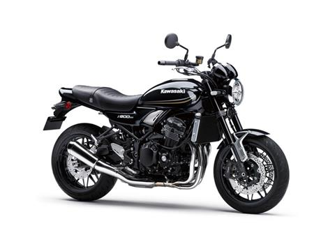 2018 Kawasaki Z900RS in Johnson City, Tennessee