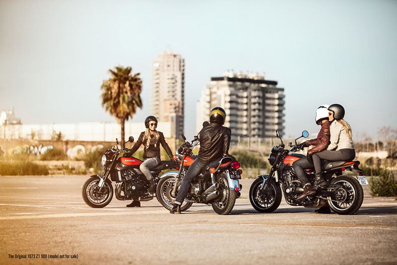 2018 Kawasaki Z900RS in Biloxi, Mississippi