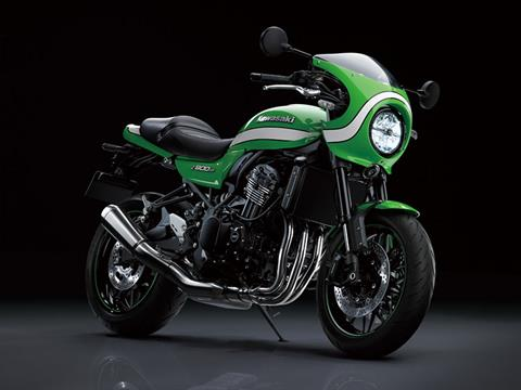 2018 Kawasaki Z900RS Cafe in Biloxi, Mississippi
