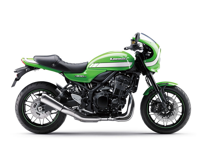 2018 Kawasaki Z900RS Cafe in Johnson City, Tennessee
