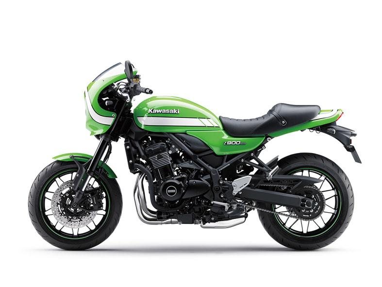 2018 Kawasaki Z900RS Cafe in La Marque, Texas