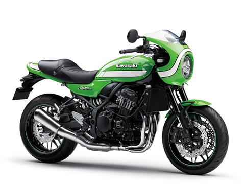 2018 Kawasaki Z900RS Cafe in Middletown, New Jersey