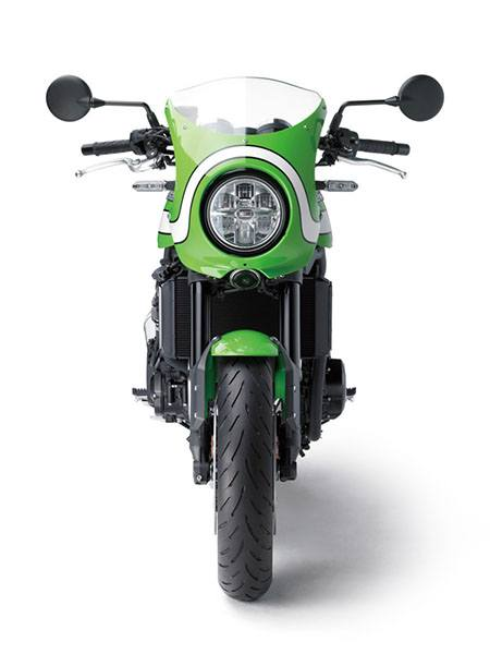 2018 Kawasaki Z900RS Cafe in Waterbury, Connecticut