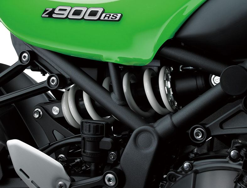 2018 Kawasaki Z900RS Cafe in Pahrump, Nevada