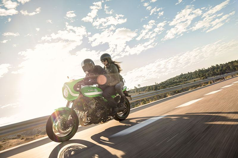 2018 Kawasaki Z900RS Cafe in Austin, Texas