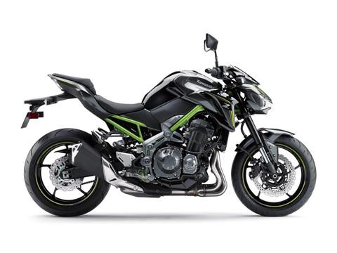2018 Kawasaki Z900 ABS in Hickory, North Carolina