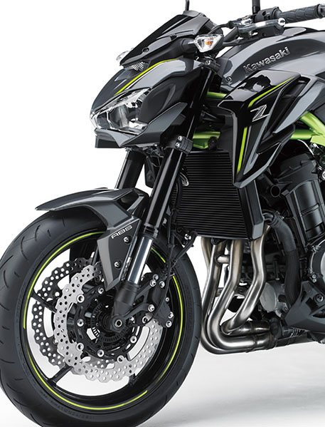 2018 Kawasaki Z900 ABS in Laurel, Maryland
