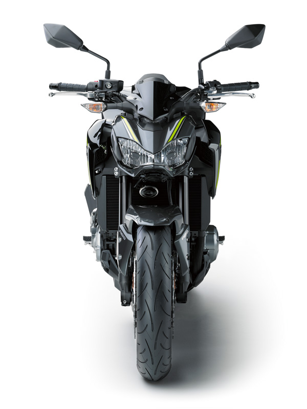 2018 Kawasaki Z900 ABS in Springfield, Ohio