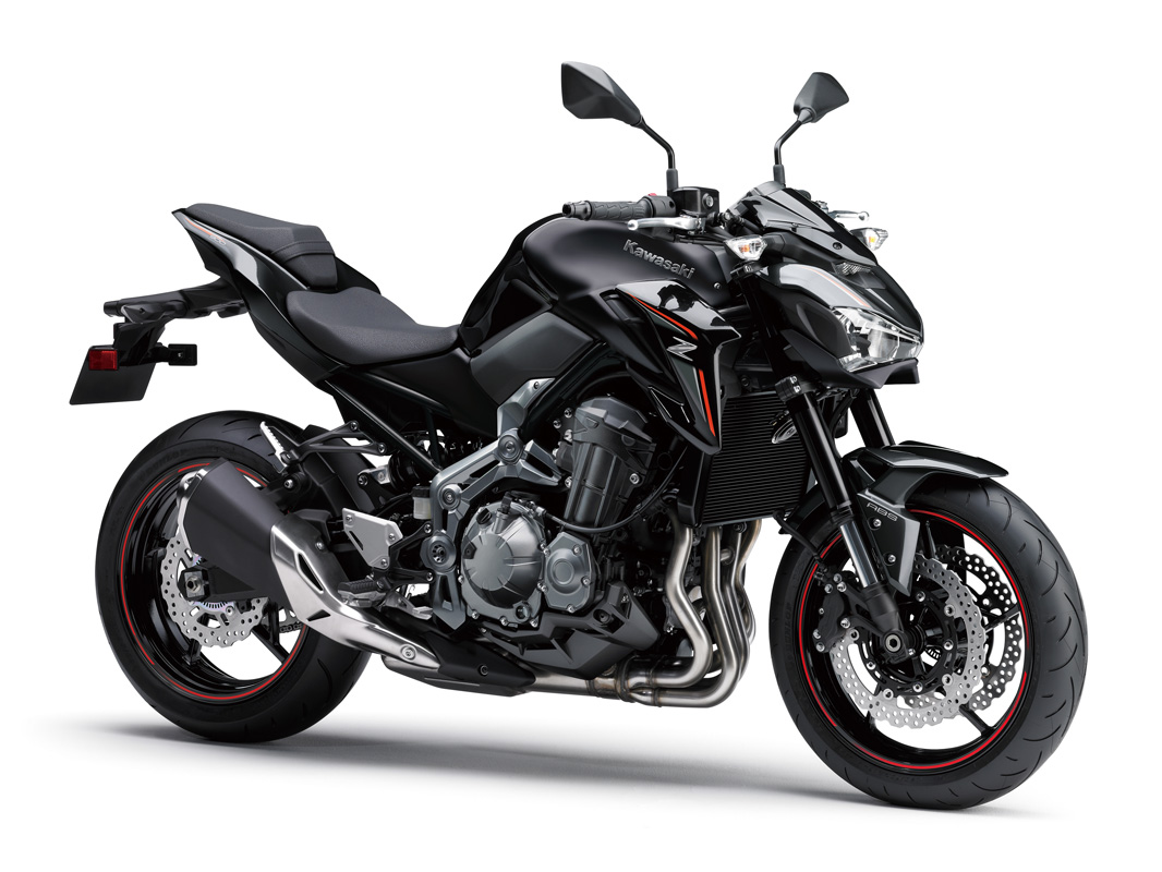2018 Kawasaki Z900 ABS in Pompano Beach, Florida