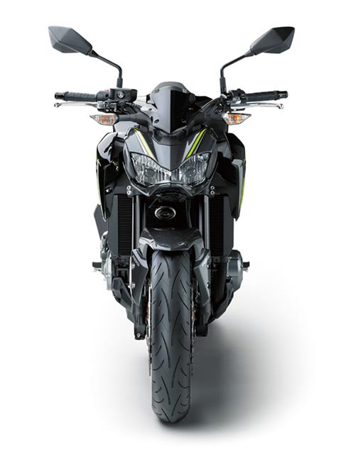 2018 Kawasaki Z900 ABS in Asheville, North Carolina