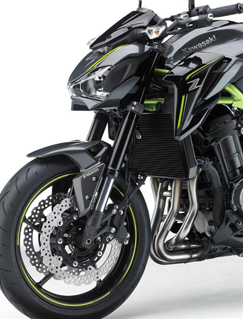 2018 Kawasaki Z900 ABS in Massillon, Ohio