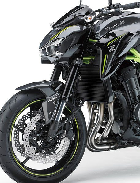 2018 Kawasaki Z900 ABS in Northampton, Massachusetts