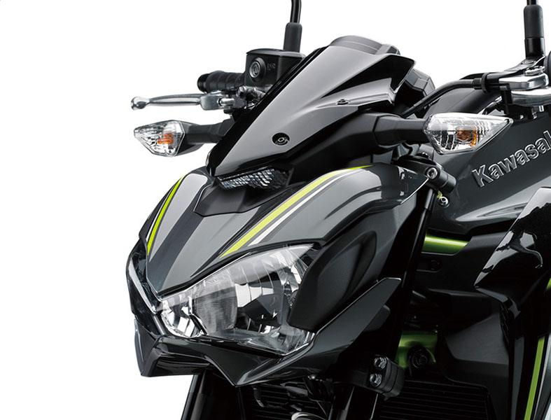2018 Kawasaki Z900 ABS in Barre, Massachusetts