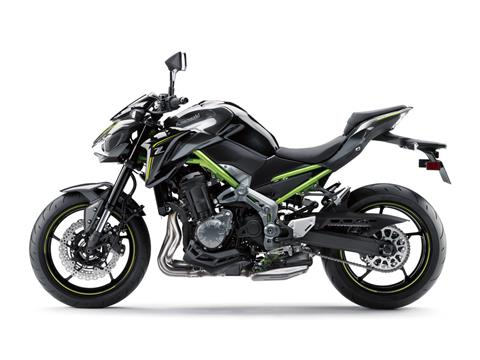 2018 Kawasaki Z900 ABS in Biloxi, Mississippi