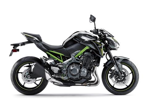 2018 Kawasaki Z900 ABS in Baldwin, Michigan