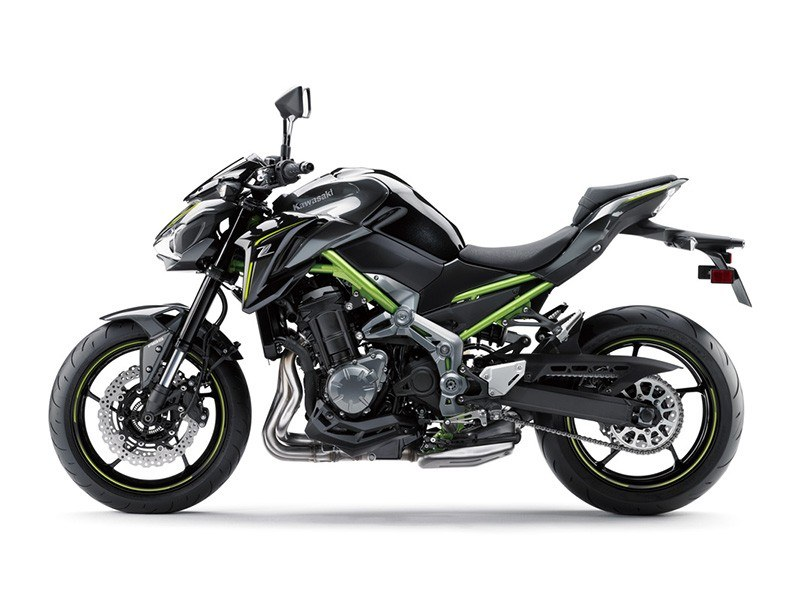 2018 Kawasaki Z900 ABS in Yuba City, California