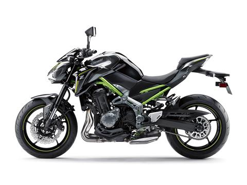 2018 Kawasaki Z900 ABS in Freeport, Illinois