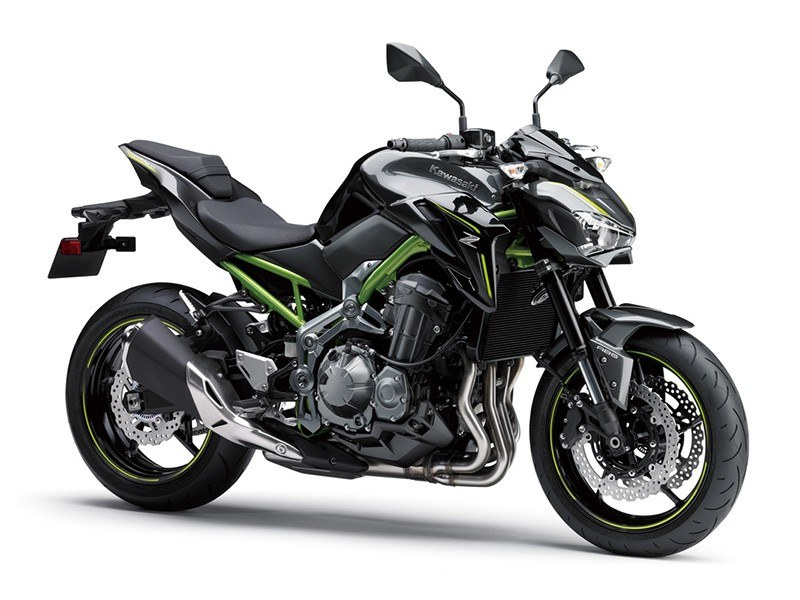 2018 Kawasaki Z900 ABS in Gaylord, Michigan