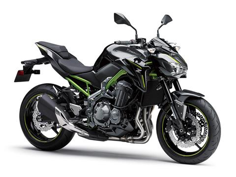 2018 Kawasaki Z900 ABS in Boise, Idaho