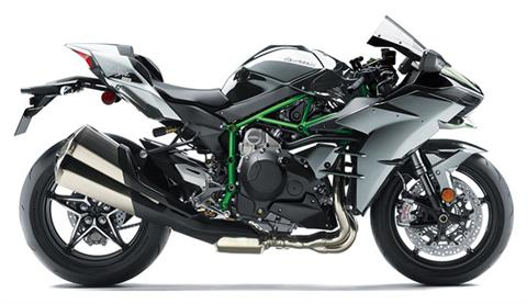 2018 Kawasaki Ninja H2 in Barre, Massachusetts