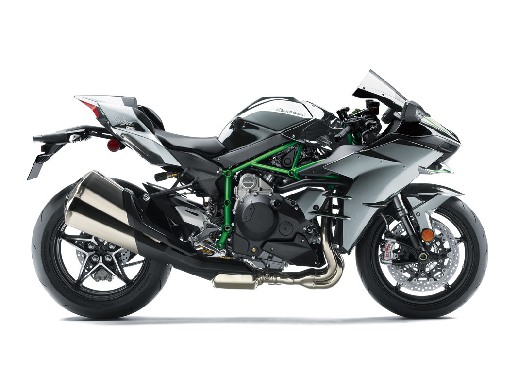 2018 Kawasaki Ninja H2 in Danville, West Virginia