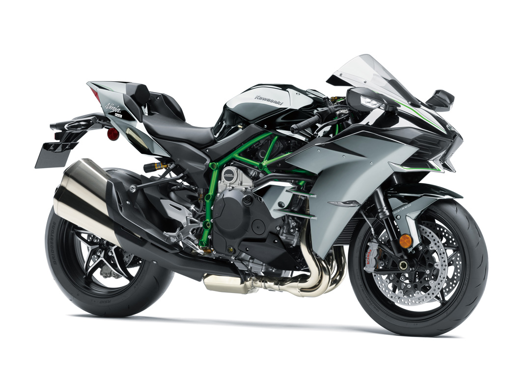 2018 Kawasaki Ninja H2 in Albuquerque, New Mexico