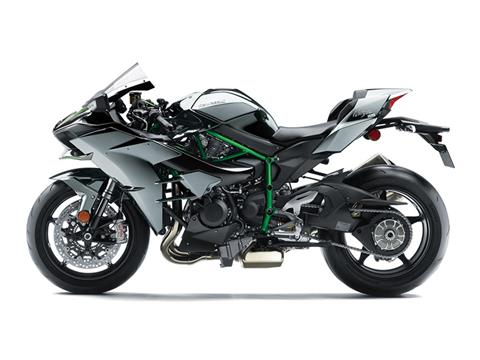 2018 Kawasaki Ninja H2 in North Mankato, Minnesota