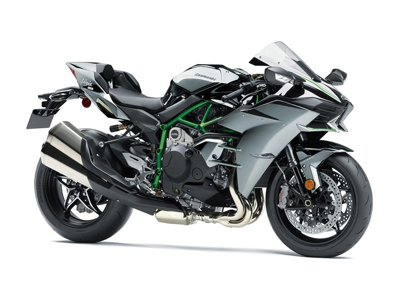 2018 Kawasaki Ninja H2 in Huron, Ohio