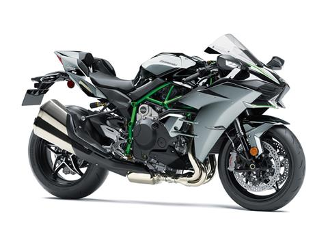 2018 Kawasaki Ninja H2 in Salinas, California