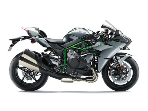 2018 Kawasaki Ninja H2 Carbon in Redding, California