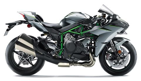 2018 Kawasaki Ninja H2 Carbon in Barre, Massachusetts