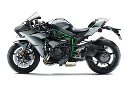 2018 Kawasaki Ninja H2™ Carbon in Hickory, North Carolina