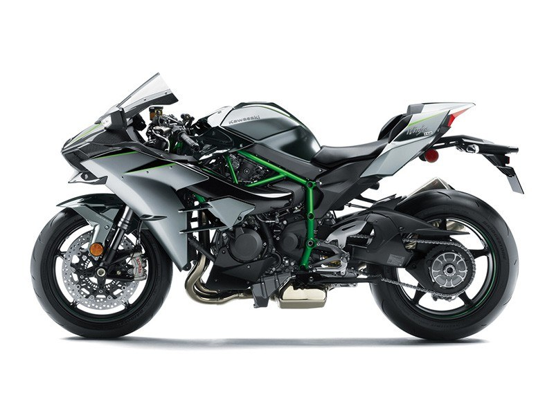 2018 Kawasaki Ninja H2 Carbon in Stillwater, Oklahoma - Photo 2