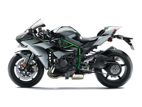 2018 Kawasaki Ninja H2 Carbon in Bakersfield, California - Photo 2