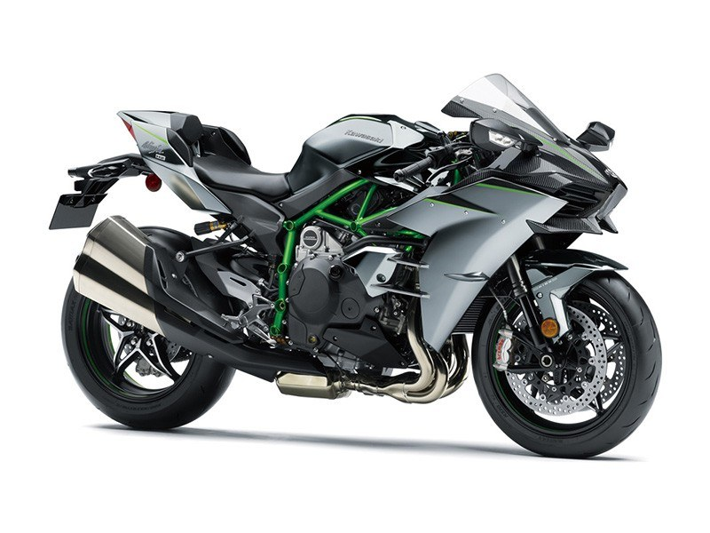 2018 Kawasaki Ninja H2 Carbon in Sacramento, California