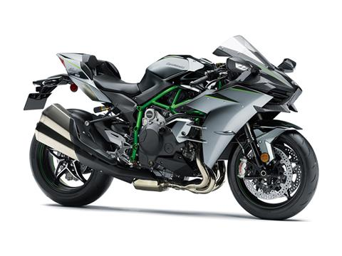 2018 Kawasaki Ninja H2 Carbon in Bakersfield, California - Photo 3
