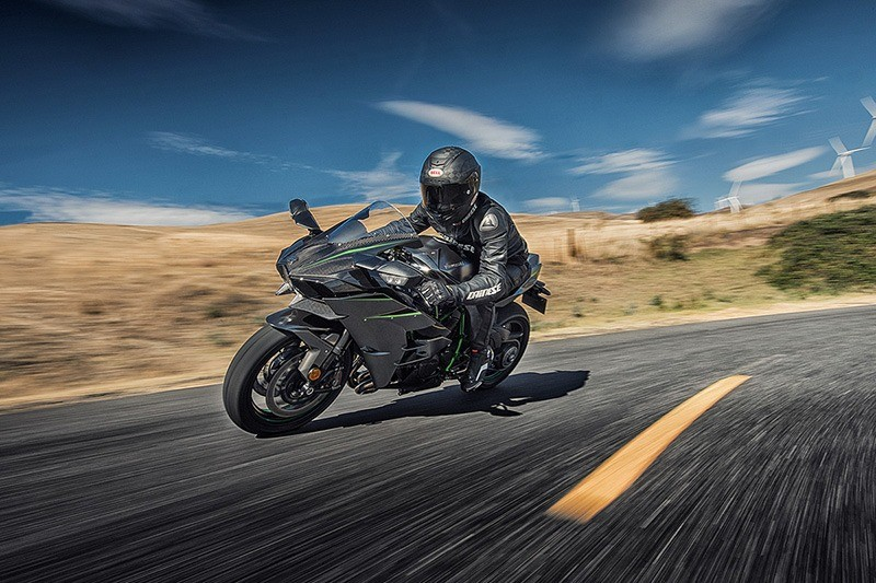 2018 Kawasaki Ninja H2 Carbon in Marina Del Rey, California - Photo 5