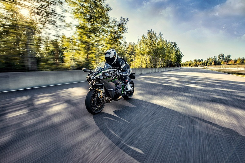 2018 Kawasaki Ninja H2 Carbon in Kittanning, Pennsylvania