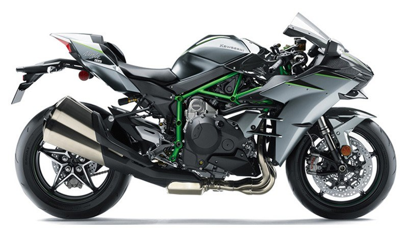 2018 Kawasaki Ninja H2 Carbon in Bakersfield, California - Photo 1