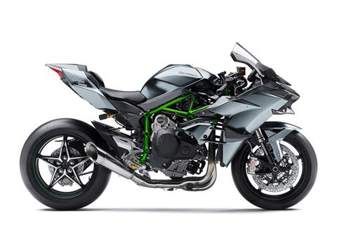 2018 Kawasaki Ninja H2 R in Waterbury, Connecticut