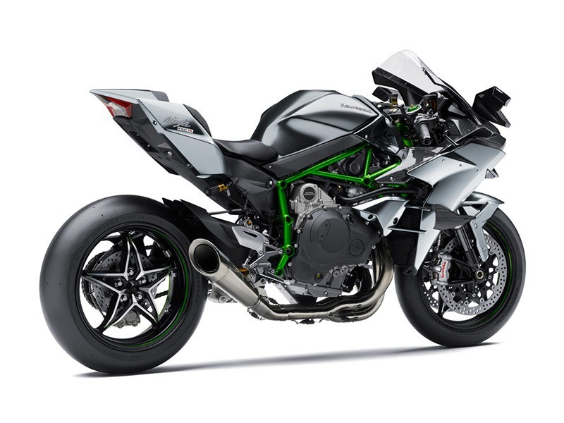 2018 Kawasaki Ninja H2 R in San Francisco, California - Photo 3