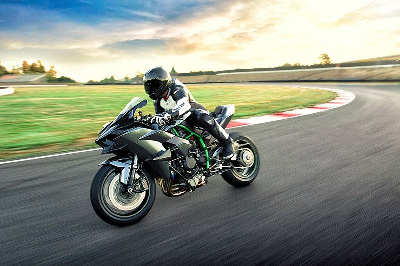2018 Kawasaki Ninja H2 R in Danville, West Virginia