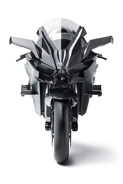 2018 Kawasaki Ninja H2 R in San Jose, California