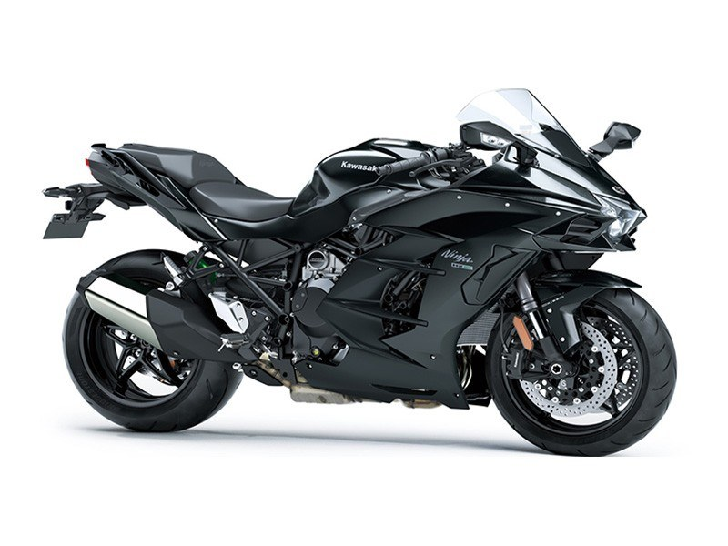 2018 Kawasaki Ninja H2 SX in Massillon, Ohio