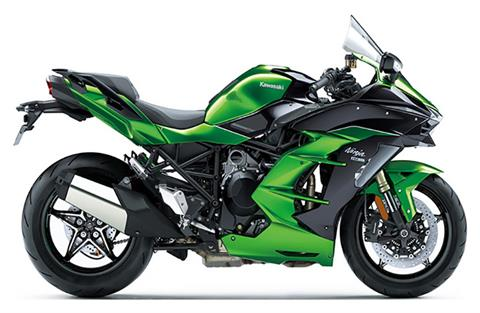 2018 Kawasaki Ninja H2 SX SE in Ashland, Kentucky