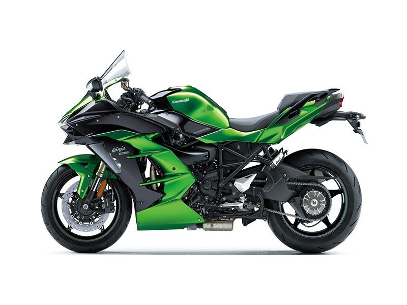 2018 Kawasaki Ninja H2 SX SE in Orange, California