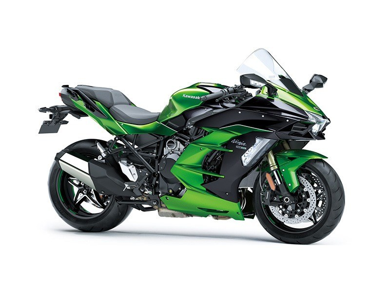 2018 Kawasaki Ninja H2 SX SE in O Fallon, Illinois