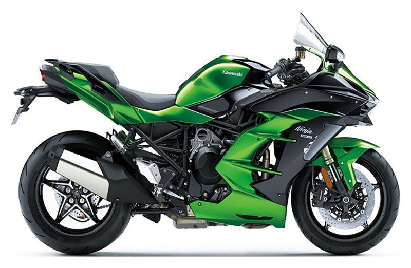 2018 Kawasaki Ninja H2 SX SE in Massillon, Ohio